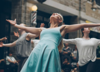 rutinas de baile