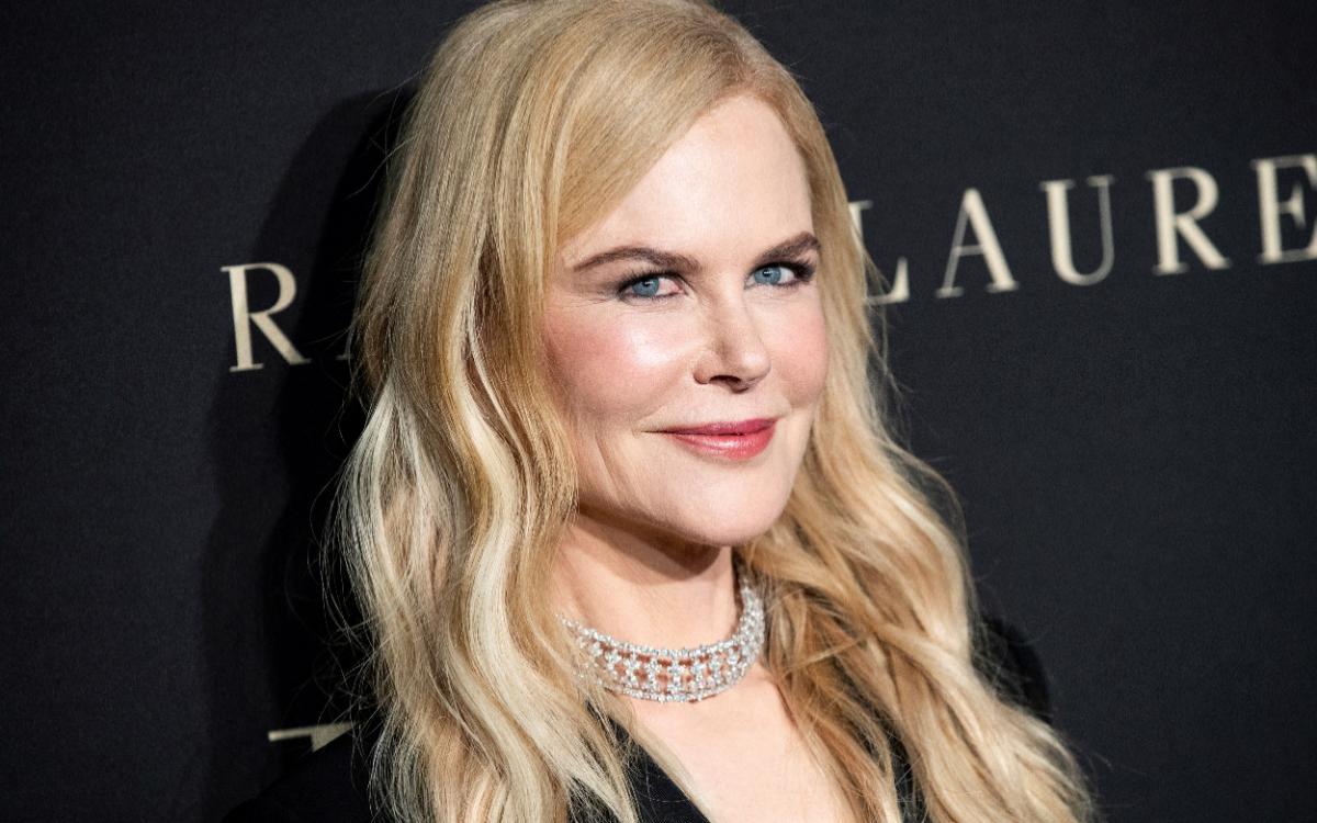 estilismo de Nicole Kidman