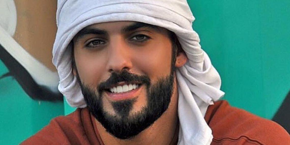 Omar Borkan, el hombre más guapo del mundo