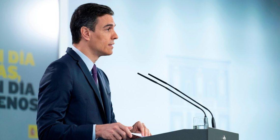 España pedirá extender estado de alarma