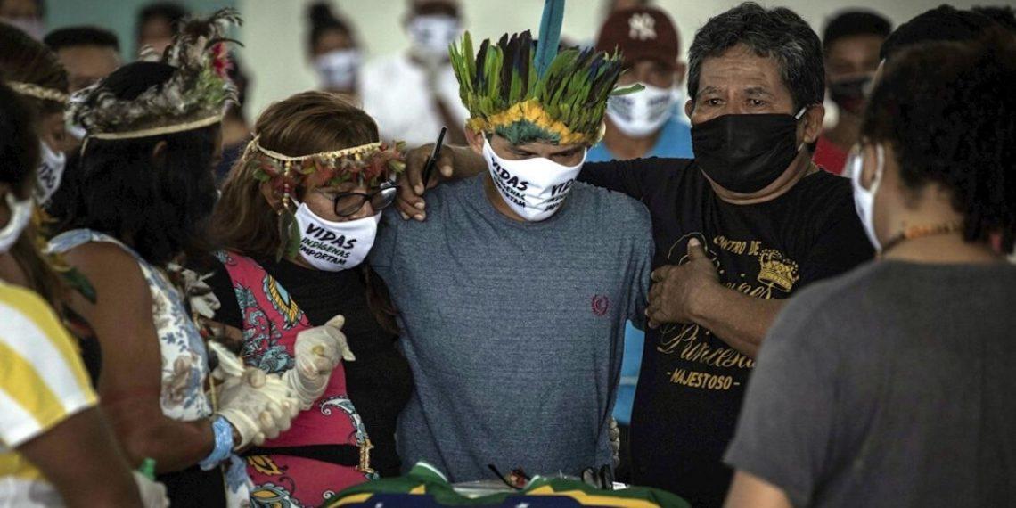 Pueblos indígenas coronavirus