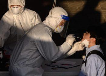 Corea del sur rebrote coronavirus