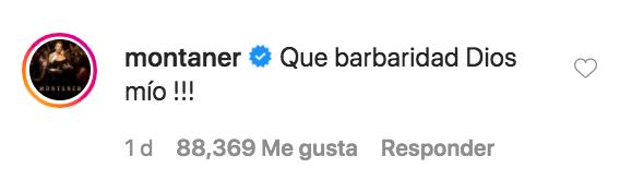 Ricardo Montaner sobre tatuaje de Camilo