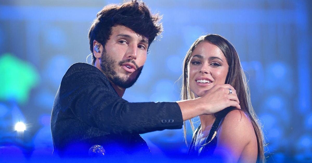 Sebastian Yatra anuncia su ruptura con Tini Stoessel
