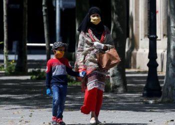 Velo islámico Francia