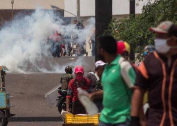 explosiones sociales en Venezuela
