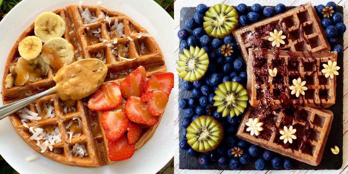 waffles saludables