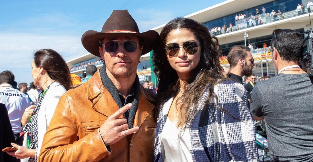 Matthew McConaughey donación mascarillas en Texas