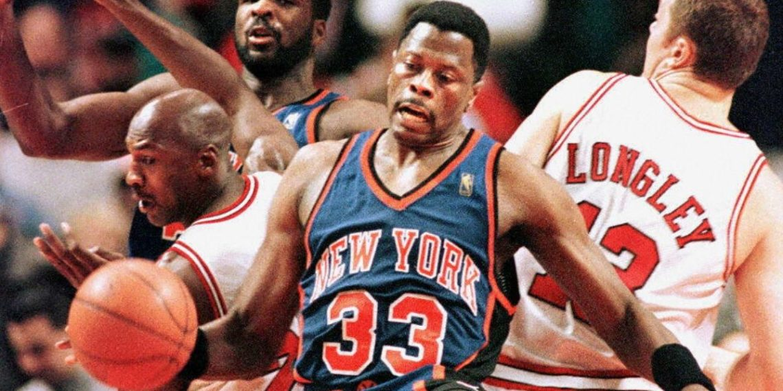 NBA: A Patrick Ewing le robaron la medalla de oro olímpica que ganó con el Dream Team del 92