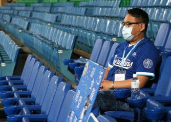 El público podrá asistir a los estadios de la liga de béisbol de Taiwán