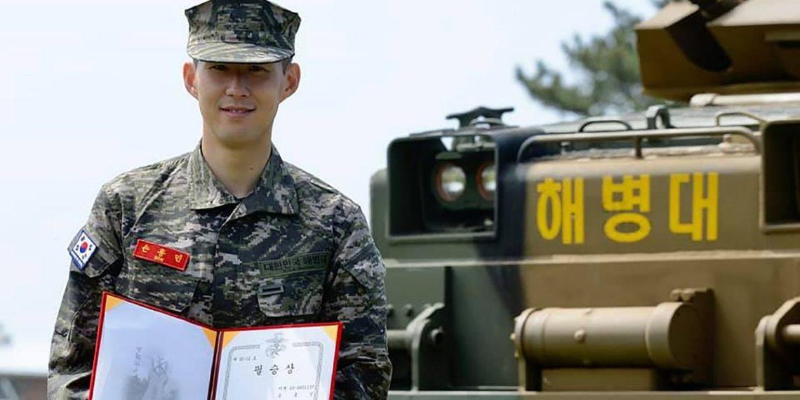 Son Heung-min: de jugador del Tottenham a cumplir con honores la milicia de Corea del Sur