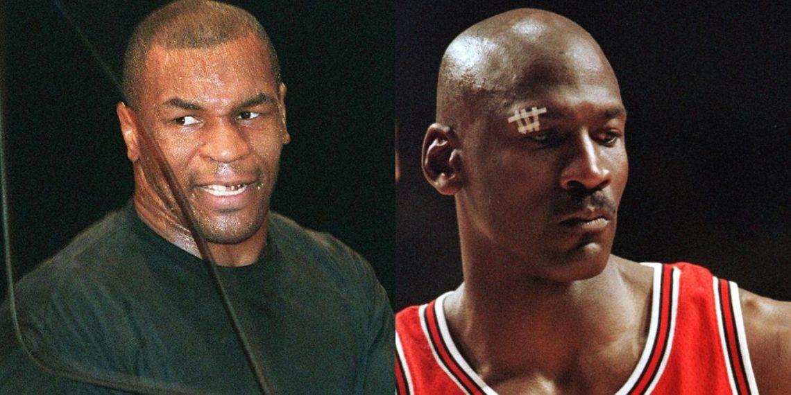 Mike Tyson vs. Michael Jordan: Las amenazas del boxeador al basquetero en los 90's