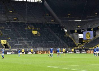 Sin público, sin abrazos, ni música en los estadios: así comienza la Bundesliga