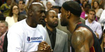 «Para mí era Jesucristo negro»: dice LeBron James sobre Michael Jordan