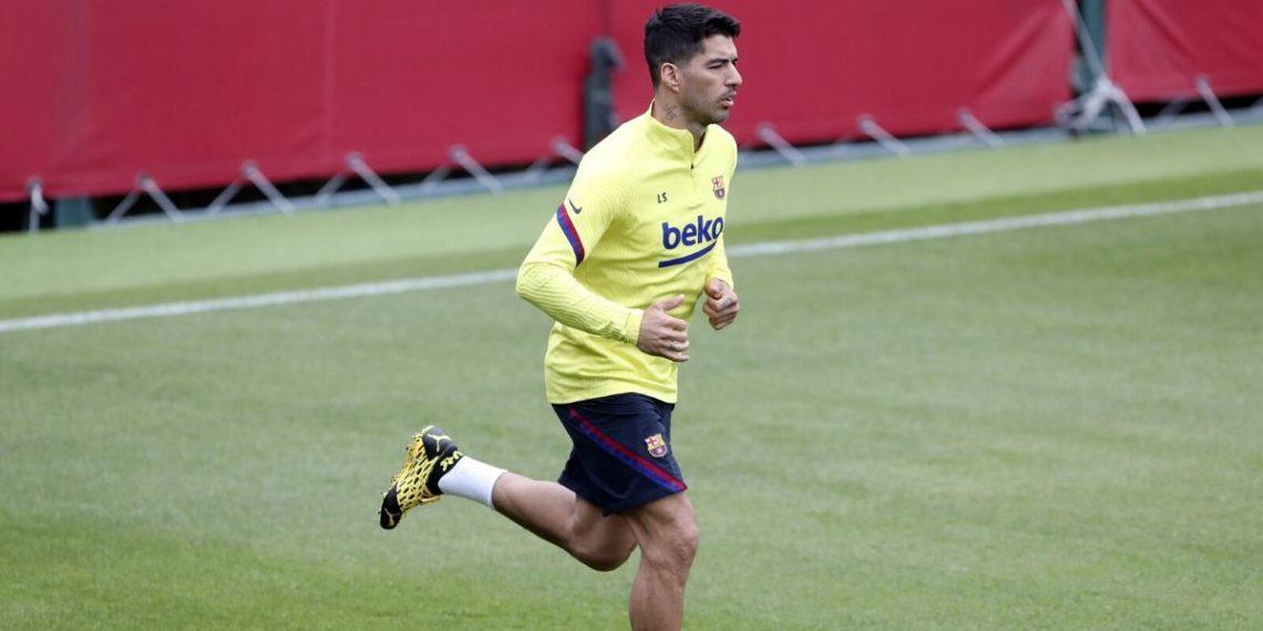 Luis Suárez recibirá la alta médica pronto y podrá ayudar al Barcelona
