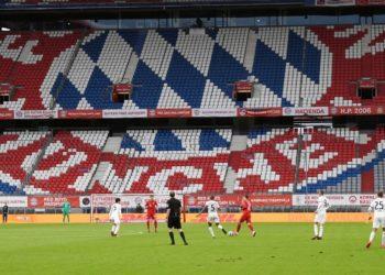 Fiesta de goles en regreso del Bayern Múnich al Allianz Arena