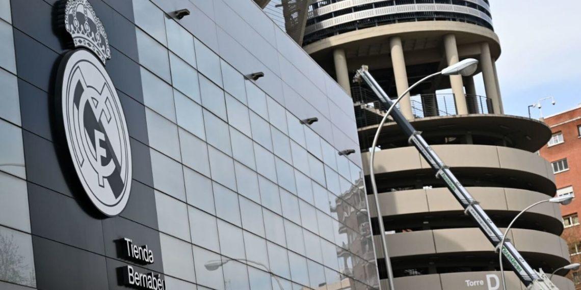 Remodelación del Santiago Bernabéu avanza a buen ritmo