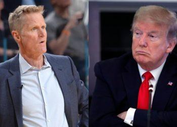 """Steve Kerr contra Donald Trump: """"Los racistas no deben ser presidentes"""""""