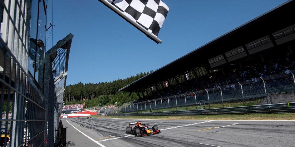Gran Premio de Austria de F1 tiene luz verde para el 5 de julio