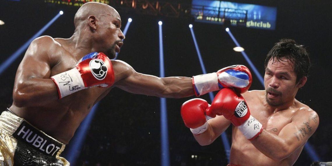 Pacquiao vs Mayweather: la rivalidad pasa del ring a las palabras