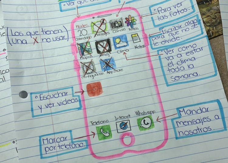 guia para usar el celular