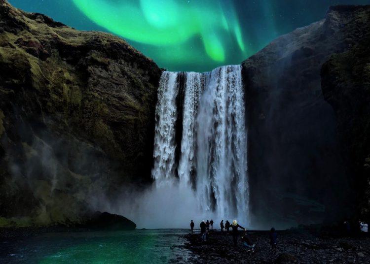 turismo en Islandia