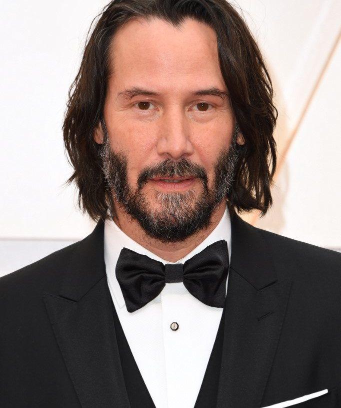 Keanu Reeves 2020