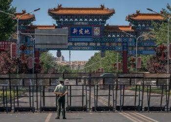 Rebrote coronavirus Pekín
