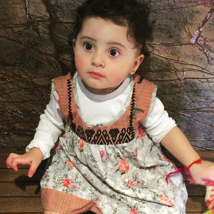 Hija de Karla Cossío Rebelde