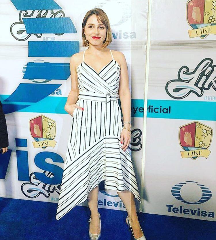 Karla Cossío Pilar en Rebelde