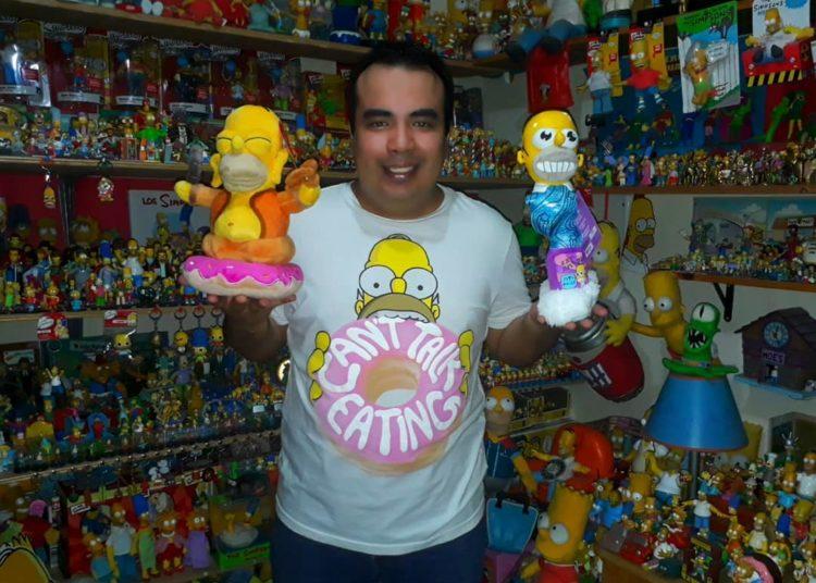 Colección de Los Simpson