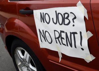 Otro millón y medio de trabajadores perdieron su empleo en EE.UU. en la última semana