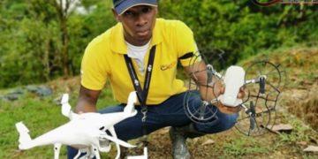 Hatu, el colombiano experto en drones contactado por la NASA
