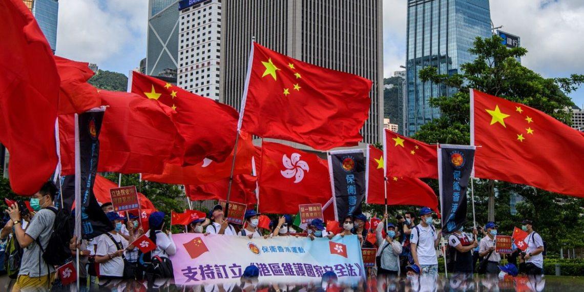 Presidente chino promulga polémica ley sobre seguridad nacional para Hong Kong