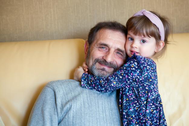 amor de abuelo