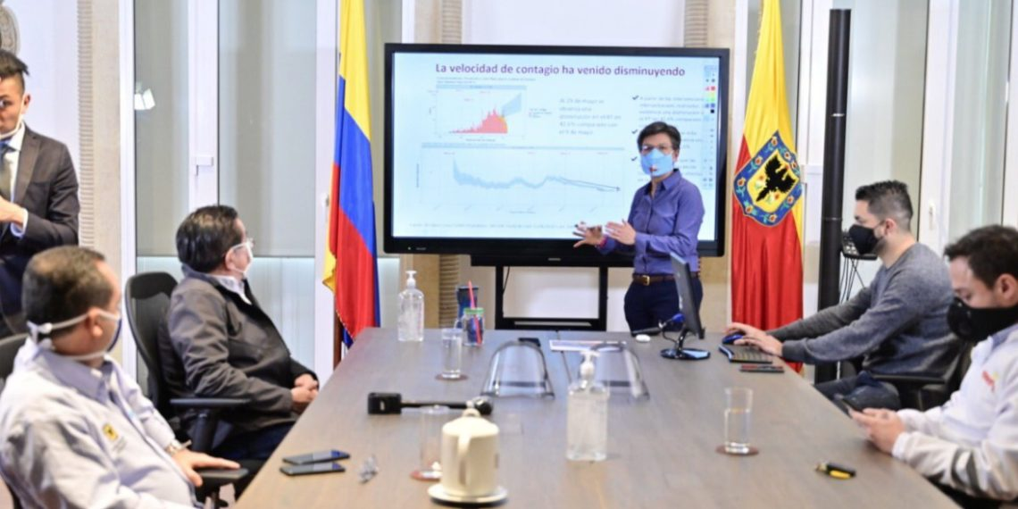 Claudia López anuncia pico y cédula en Bogotá