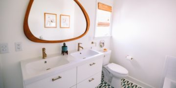 Cómo decorar un baño pequeño