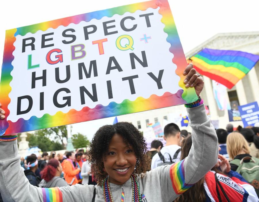 Ley de la Corte Suprema para comunidad LGBT