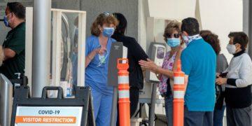 Casos de coronavirus Estados Unidos