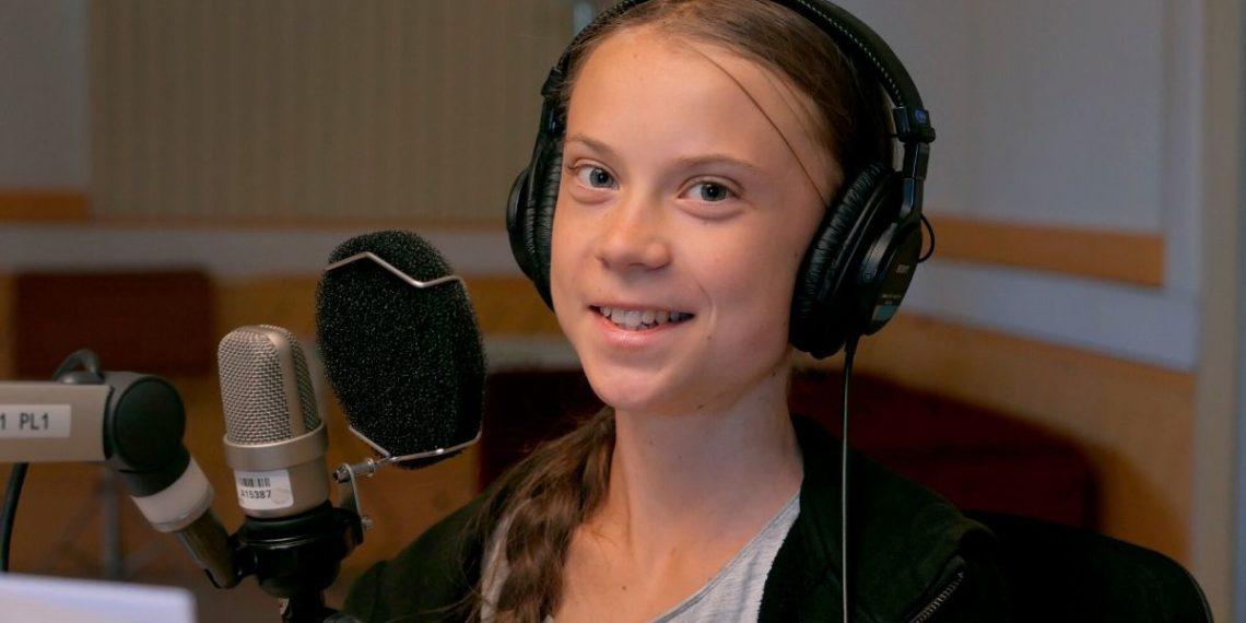 Greta Thunberg movimiento