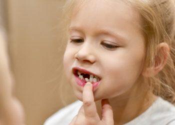 Guardar los dientes de leche