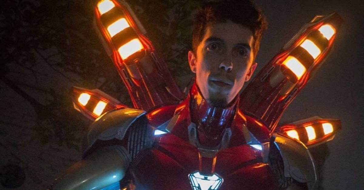 Iron Man traje