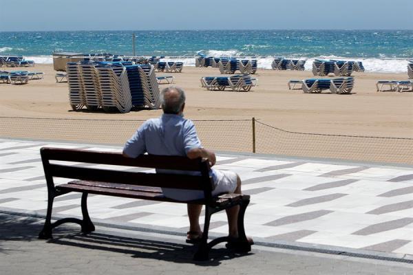 Viajes en tiempos de coronavirus (reapertura de playas)