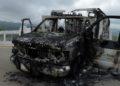 Disturbios en Chiapas
