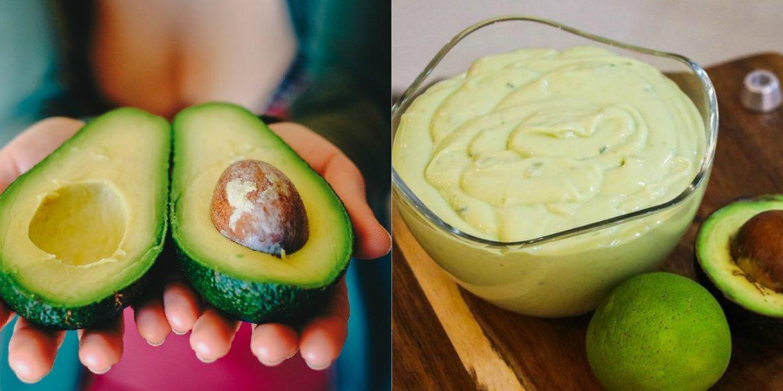 Salsa de aguacate o avocado