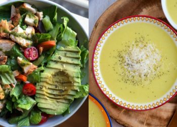 Cenas saludables, rápidas y económicas