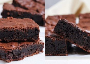 Receta de brownie