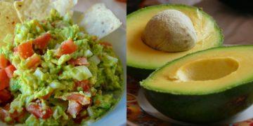 Receta de guacamole