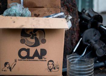 Caja CLAP Alex Saab Cabo Verde