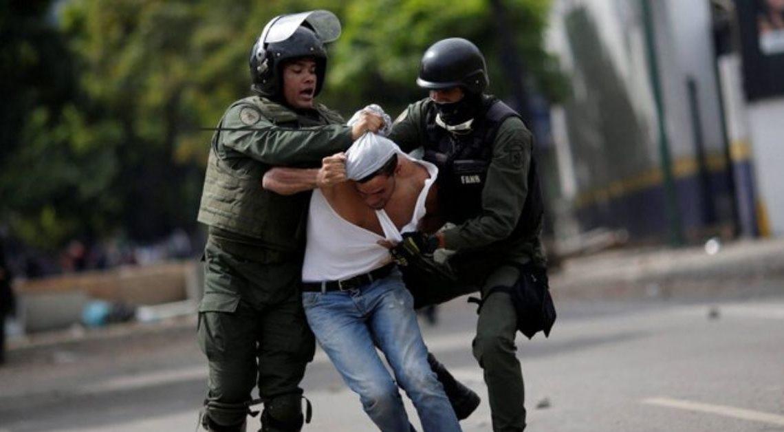 Venezuela torturas